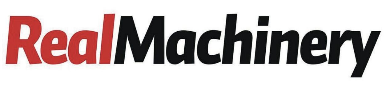 RealMachinery logo